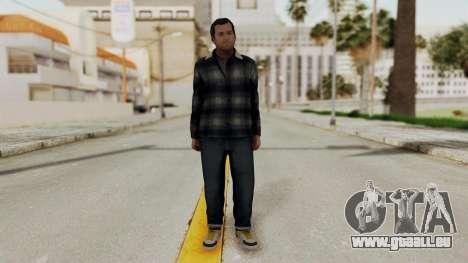 GTA 5 Michael v1 pour GTA San Andreas deuxième écran