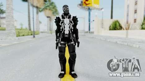 Marvel Heroes - Agent Venom pour GTA San Andreas deuxième écran