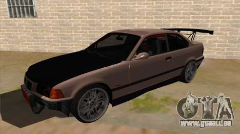 BMW M3 Drift Missile pour GTA San Andreas