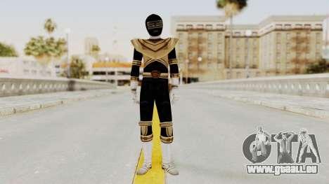 Power Ranger Zeo - Gold pour GTA San Andreas deuxième écran
