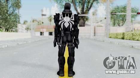 Marvel Heroes - Agent Venom pour GTA San Andreas troisième écran