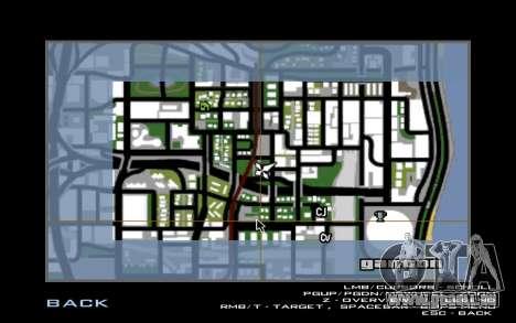 Maserati Wall Grafiti für GTA San Andreas zweiten Screenshot