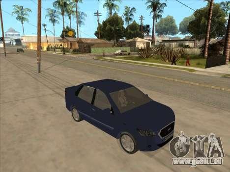 Datsun on-DO pour GTA San Andreas