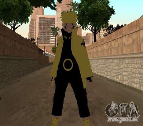 Naruto Ashura für GTA San Andreas