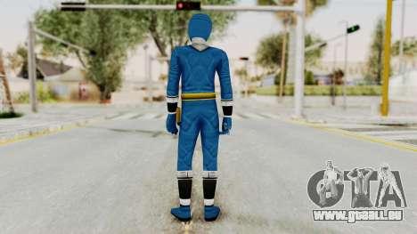 Alien Rangers - Blue pour GTA San Andreas troisième écran