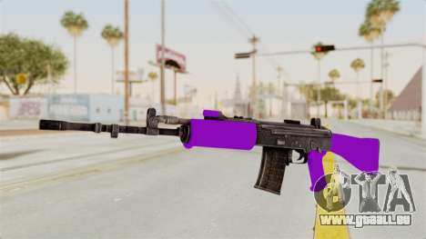 IOFB INSAS Violet pour GTA San Andreas