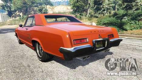 Buick Riviera 1963 pour GTA 5