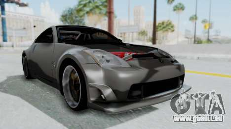 Nissan 350Z V6 Power pour GTA San Andreas