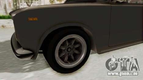 Seat 1430 FU pour GTA San Andreas vue arrière