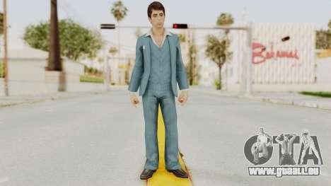 Scarface Tony Montana Suit v3 pour GTA San Andreas deuxième écran