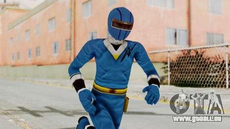 Alien Rangers - Blue für GTA San Andreas