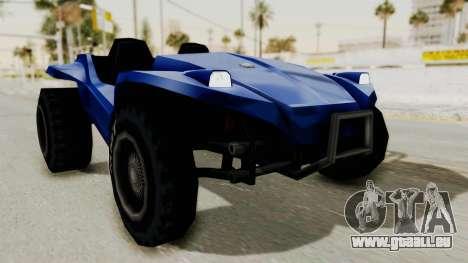 BF Buggy pour GTA San Andreas