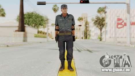 MGSV Phantom Pain Zero Risk Security Combat v2 für GTA San Andreas zweiten Screenshot