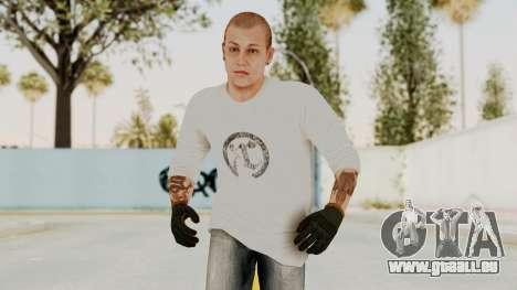 GTA 5 Tattooist v2 pour GTA San Andreas