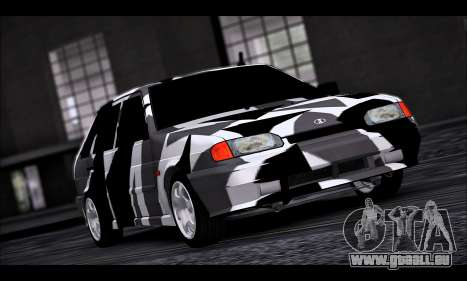 VAZ 2114 Triangle pour GTA San Andreas