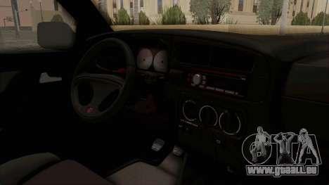 Volkswagen Golf 3 für GTA San Andreas Innenansicht