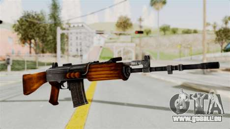 IOFB INSAS Detailed Orange Skin pour GTA San Andreas