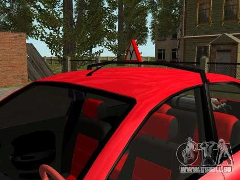 Daewoo Lanos (Sens) 2004 v2.0 by Greedy für GTA San Andreas Innen