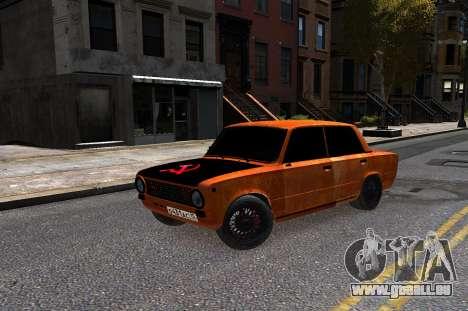 VAZ 2101 Clochard pour GTA 4