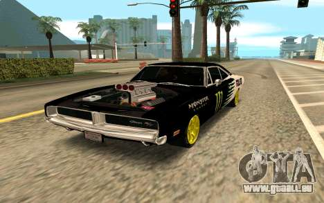 Dodge Charger 1969 für GTA San Andreas