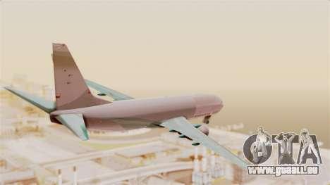 Boeing 737-3U3 Garuda Indonesia pour GTA San Andreas vue de droite