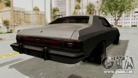 Ford Gran Torino 1975 Special Edition pour GTA San Andreas vue de droite