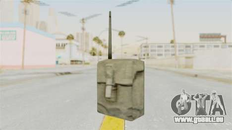 Metal Slug Weapon 4 pour GTA San Andreas