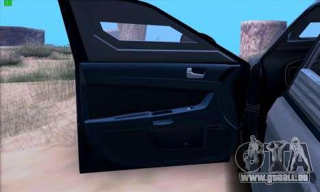 Karin Kuruma pour GTA San Andreas vue de droite