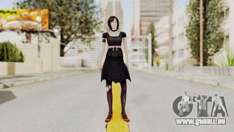 Fatal Frame 4 - Madoka Goth für GTA San Andreas zweiten Screenshot