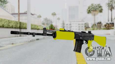 IOFB INSAS Yellow pour GTA San Andreas