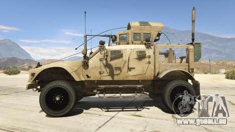 Oshkosh M-ATV 0.01 für GTA 5