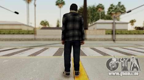 GTA 5 Michael v1 pour GTA San Andreas troisième écran