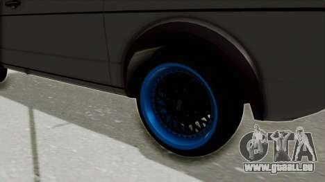 Volkswagen Golf 1 für GTA San Andreas Rückansicht