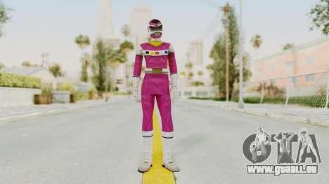 Power Rangers In Space - Pink pour GTA San Andreas deuxième écran