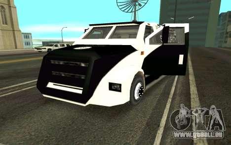 Van collectionneurs pour GTA San Andreas