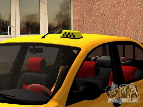 Daewoo Lanos (Sens) 2004 v2.0 by Greedy pour GTA San Andreas roue