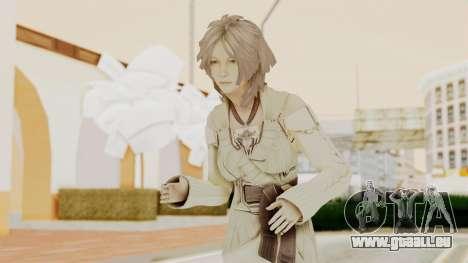 Nora - Final Fantasy XIII für GTA San Andreas