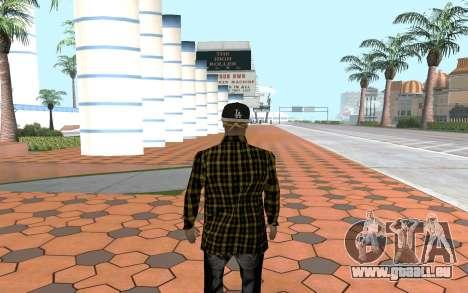 Los Santos Vagos Gang Member pour GTA San Andreas deuxième écran