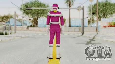Power Rangers In Space - Pink pour GTA San Andreas troisième écran
