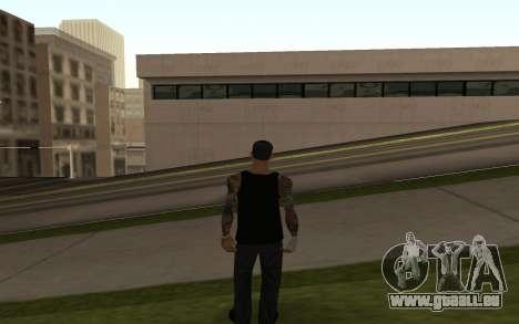 Wuzimu pour GTA San Andreas deuxième écran