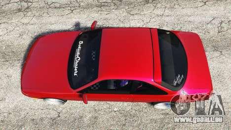 Nissan Silvia S14 Zenki Stance pour GTA 5