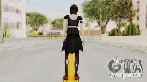 Fatal Frame 4 - Madoka Goth für GTA San Andreas dritten Screenshot
