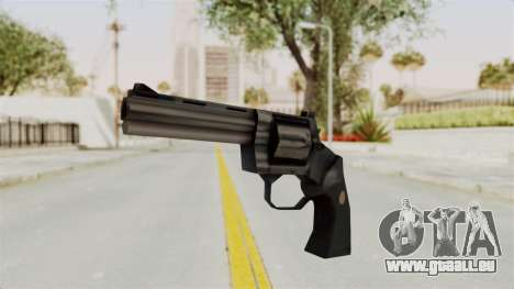 Liberty City Stories Colt Python pour GTA San Andreas deuxième écran