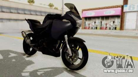 Honda CBR150i für GTA San Andreas
