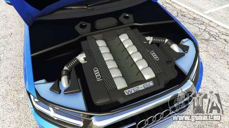 GTA 5 Audi Q7 2015 [rims2] avant droite vue de côté