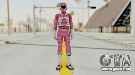 Power Rangers Lightspeed Rescue - Pink für GTA San Andreas zweiten Screenshot