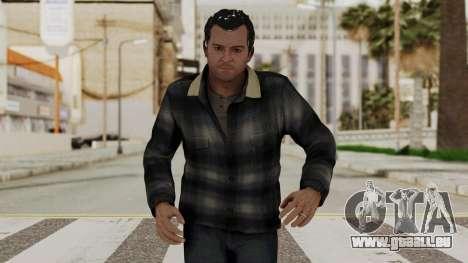 GTA 5 Michael v1 pour GTA San Andreas