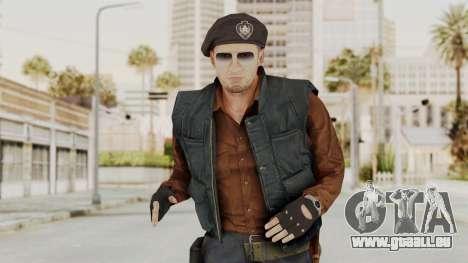 MGSV Phantom Pain Rogue Coyote Commander pour GTA San Andreas
