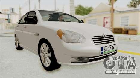 Hyundai Accent Era pour GTA San Andreas
