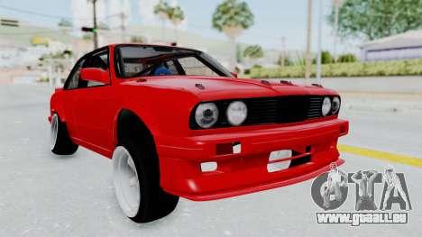 BMW M3 E30 Rocket Bunny Drift Style für GTA San Andreas